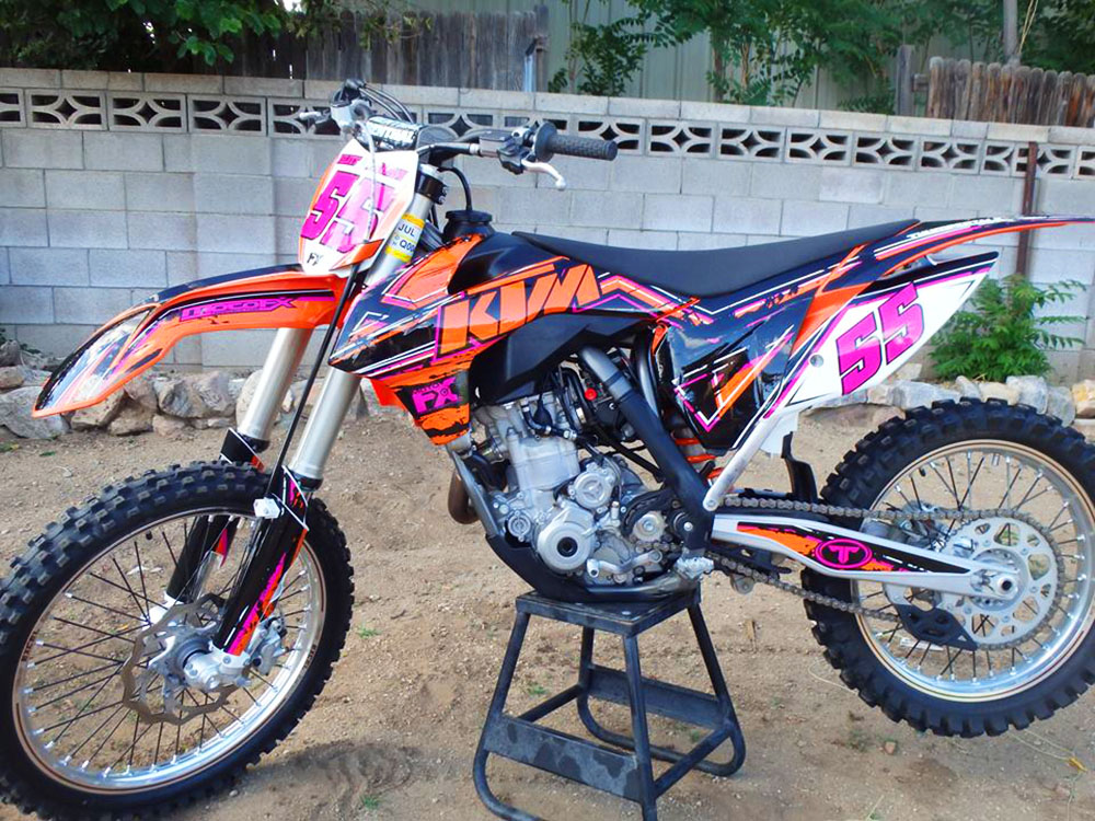 Motofx Crowns Ultimate Mx Graphics For Life Winner